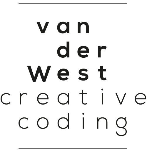 van der West - creative coding